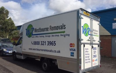 Our Latest Removal Van Arrives!