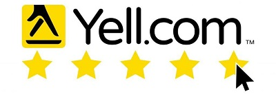 yell reviews badge